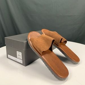 The Men's Store Bloomingdales's Leather Sandals